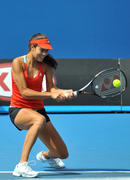 Ана Иванович, фото 1616. Ana Ivanovic practices for 2012 Australian Open - Melbourne - 15/01/12, foto 1616