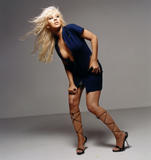 Christina Aguilera Filming Pepsi Ad Foto 289 (�������� ������� ������ ���������� Pepsi ���� 289)