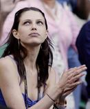 Sara Foster - candids at Australian Open