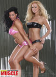 Candice Michelle Hardcore Muscle set, with Katarina Van Derham Foto 73 (Кендис Мишель Hardcore Muscle установить, с Катариной Ван Дерхам Фото 73)