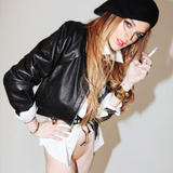 Lindsay Lohan - Nylon Magazine April 2009 Pictures