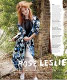 Rose Leslie - Nylon Magazine - May 2012 (x1)