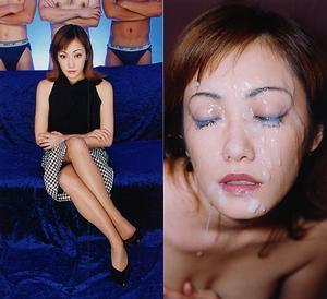 Multiple orgasm partial ejaculation