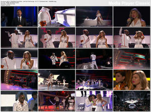 Black Eyed Peas - Just Can't Get Enough - 03.17.11 (American Idol) - HD 720p