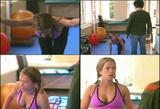 Christina Cox Stretching & Bending Clip