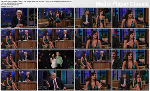 Jenni 'JWoww' Farley -- MAJOR CLEAVAGE -- The Tonight Show with Jay Leno -- 2010-07-06