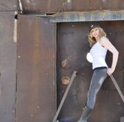 Kari Byron Cute Twitter Pic (7/10/11)