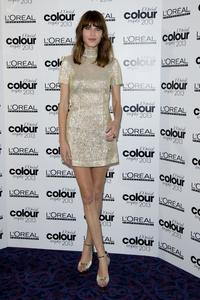 Alexa Chung - L'Oreal Colour Trophy Grand Final at The Grosvenor House Hotel - June 3, 2013