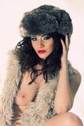 Роксана Тэнасе, фото 16. Roxana Tanase - Topless Photoshoot - Dec 2010 (x7), photo 16