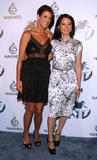 Kate Walsh and Lucy Liu @ Nakheel Introduces Trump International Hotel - August 23, 2008