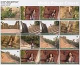 نادين أغناطيوس مقدمة برنامج أول مرة على روتانا (فيديو)